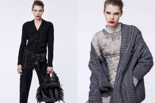 Модные луки осень 2019 с кардиганом. Модные вязаные кардиганы 2019-2020