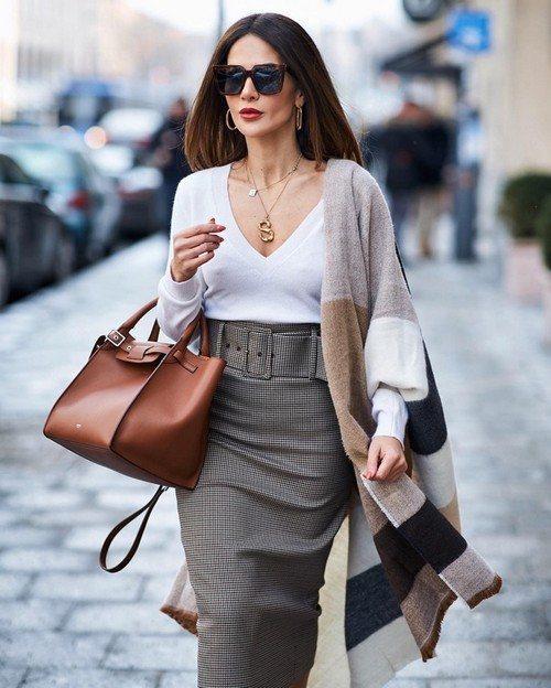 Мода для женщин за 40 в 2019 году осень. Осенний стиль для женщин за 40: модные тренды 2019