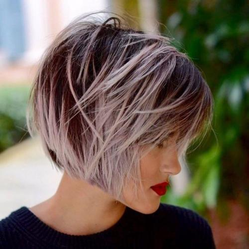 Прически на короткие волосы — лучшие идеи и советы по их реализации своими руками (85 фото)