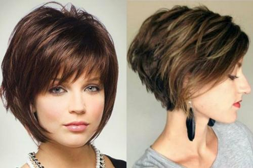 Короткие стрижки 2020 на тонкие волосы. Стрижки для коротких волос