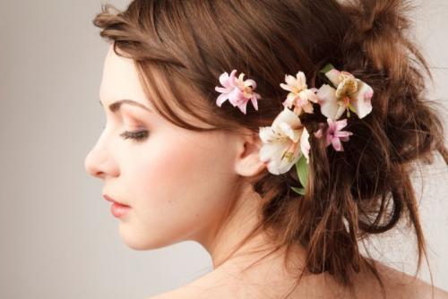 Прическа в романтическом стиле пошагово. Из чего складывается романтичный образ?