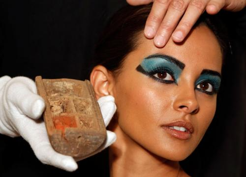 Косметика древний египет.