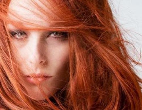 Терракотовый цвет волос. Терракотовый цвет - нестандартное решение для смелых девушек