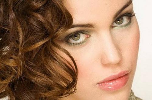 Макияж для широко посаженных зеленых глаз. Цветовая палитра для макияжа зеленых глаз