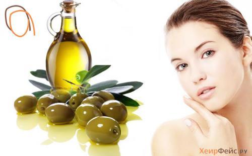 Маска для лица с оливковым маслом в домашних условиях. Маски для лица с оливковым маслом