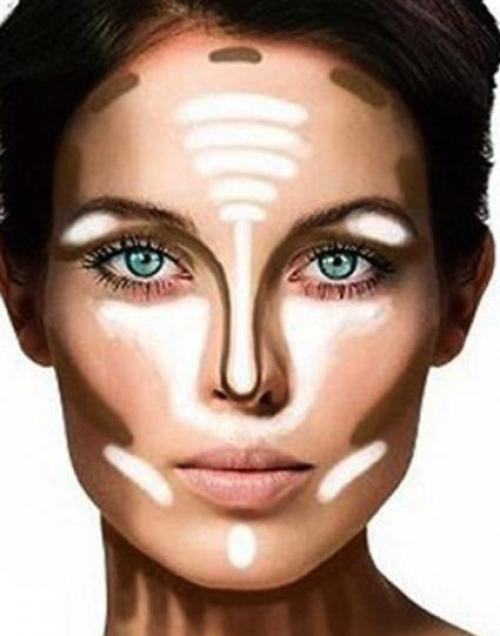 Как уменьшить зрительно большой нос. Как зрительно уменьшить нос: все способы визуальной коррекции