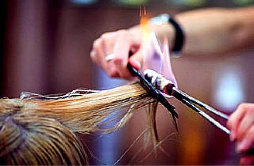 Терапия волос огнем. Обжиг волос огнем – все тонкости экстремального ухода