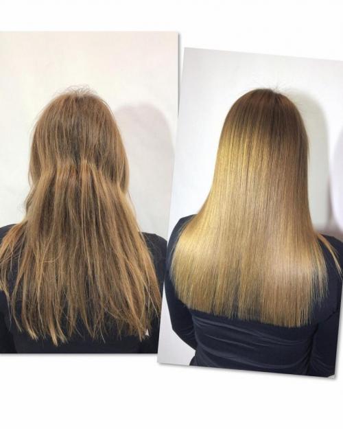Состав для ботокса для волос. Ботокс для волос: описание, показания и свойства