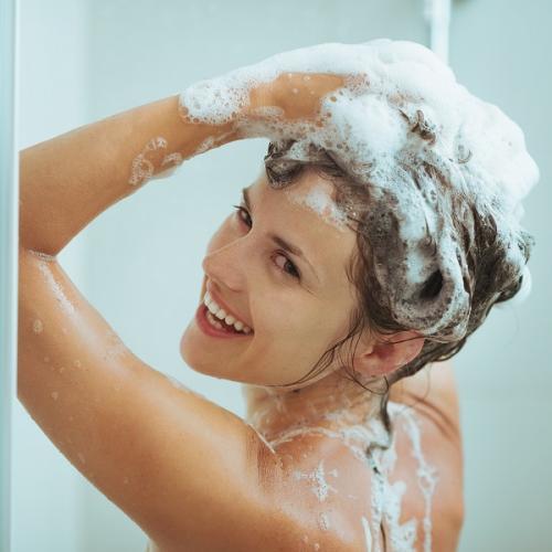 Шампунь для нормальных волос. Шампунь для жирного типа волос