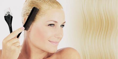 Что делать после осветления волос. В чем заключается восстановление волос после осветления
