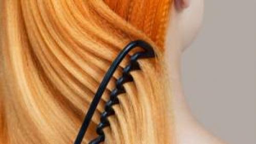 Стрижки для пористых пушистых волос. Женские стрижки 24
