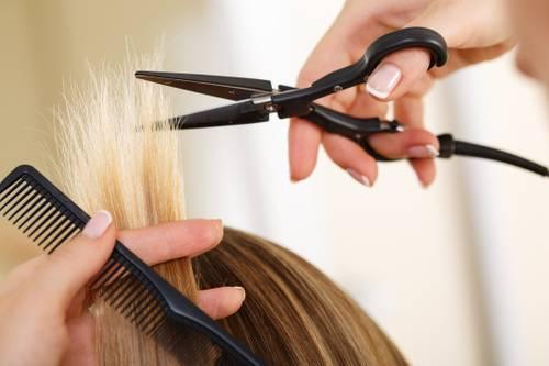 Стрижки для пористых пушистых волос. Женские стрижки 22