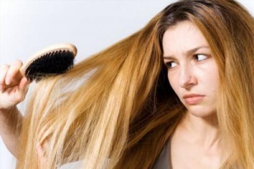 Волосы сухие на кончиках и жирные у корней. Как лечить волосы жирные у корней и сухие на кончиках?