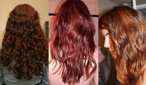 Цветная хна для волос. Какие оттенки могут получиться после окрашивания: фото