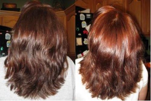 Темный без рыжины цвет волос. Как избавиться от рыжины после окраски хной