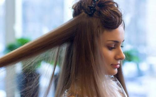 Счастье для волос эстель. Процедура Абсолютное счастье для волос от Lebel