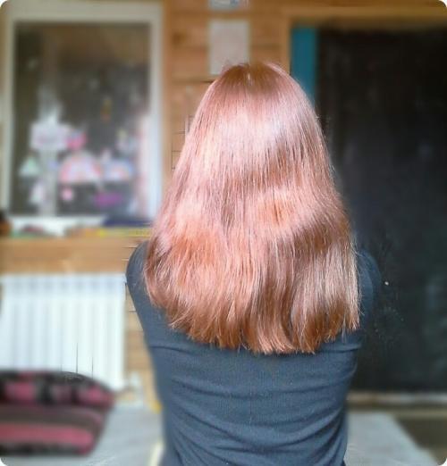 Хна для волос коричневая. Как добиться коричневого оттенка волос хной без красноты