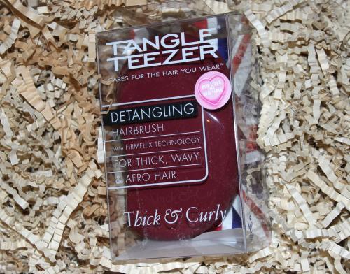 Thick Curly Tangle Teezer. Новинка! Расческа для толстых, вьющихся волос Tangle Teezer Thick  Curly