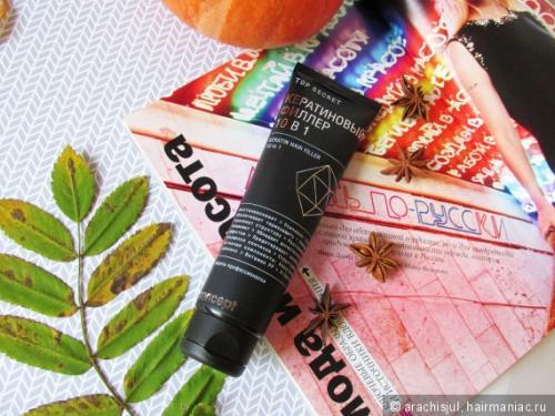 Concept кератиновый филлер для волос 10 .  Кератиновый филлер для волос Concept: Казнить или помиловать?