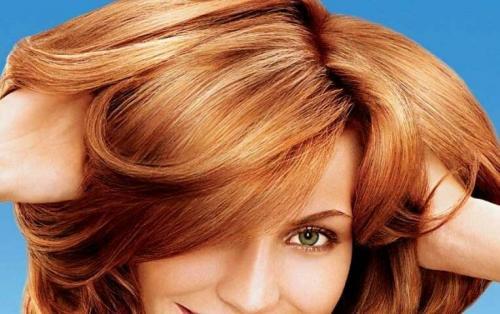 Как смыть рыжую краску с волос. Как смыть рыжую или красную краску с волос?