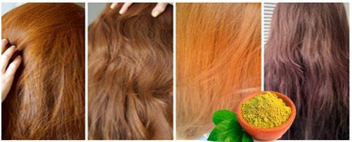 Хна цветная для волос. Красить ли волосы хной?