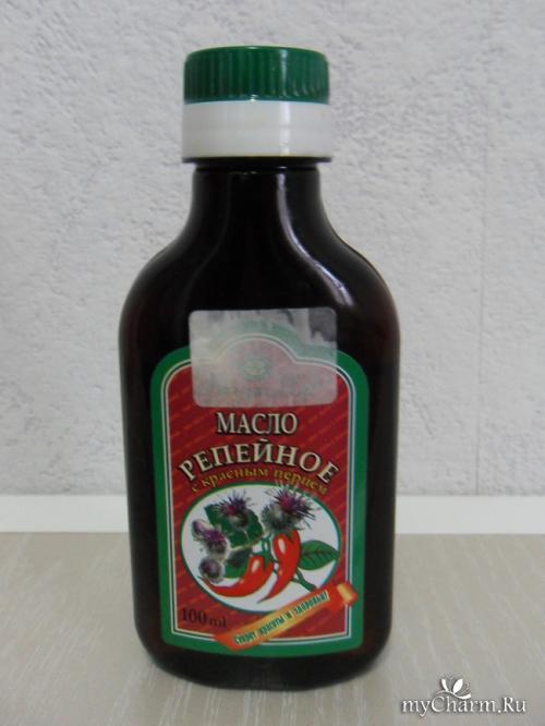 Масло Репейное mirrolla с красным перцем. Mirrolla / Репейное масло с красным перцем Хваленое мной Репейное масло