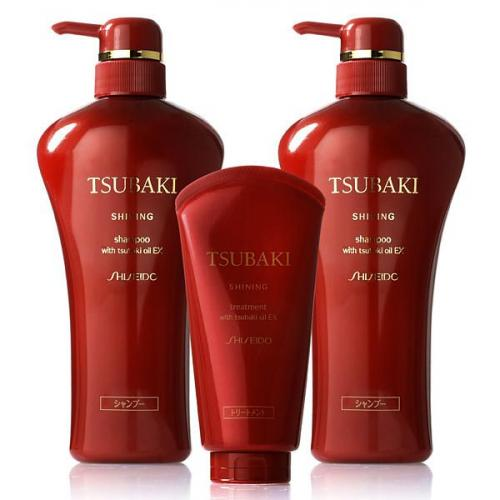 Tsubaki shiseido для волос. Исторический экскурс и современность