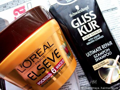 Лучшие средства для волос масс маркет. Совсем неплохо для масс-маркета, не правда ли?