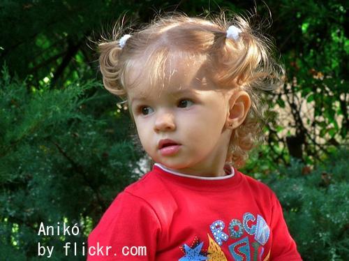 Прически для детей на короткие волосы. Красивые детские прически с резинками на короткие волосы