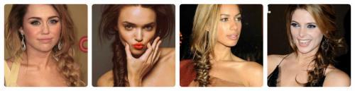 Прически повседневные для волос средней длины. Прически на волосы средней длины – на каждый день