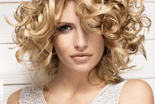 Укладка самостоятельно на средние волосы. Секреты идеальной укладки