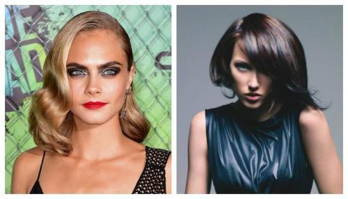 Прически модные для средней длины волос. Тенденции 2019 в женских стрижках для средних волос