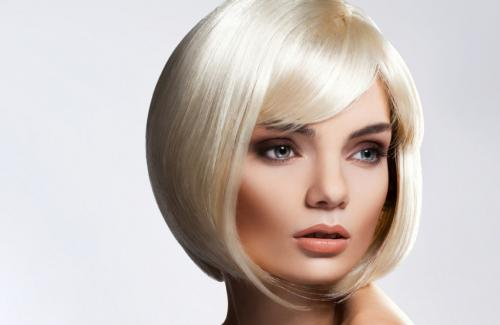 Каре стрижка на среднюю длину волос. Стрижка каре — фото