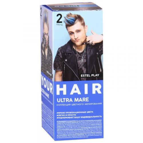 Чем покрасить волосы в синий цвет. Лучшие краски и оттеночные бальзамы