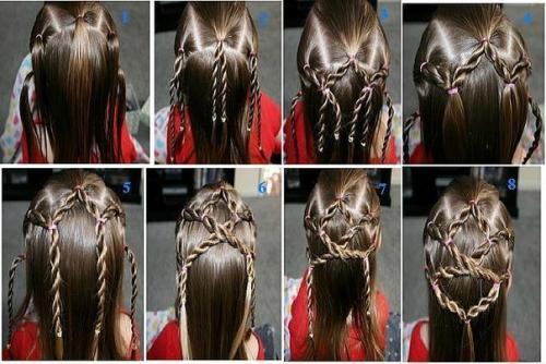 Прически на средние волосы на подростка. Жгутики и французская коса: как сделать девочкам 12 лет?