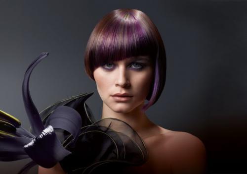 Окрашивание коротких волос в два цвета. Идеи для коротких волос