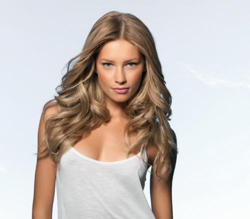 Прически на русые средней длины волосы. Невероятные оттенки русого цвета волос