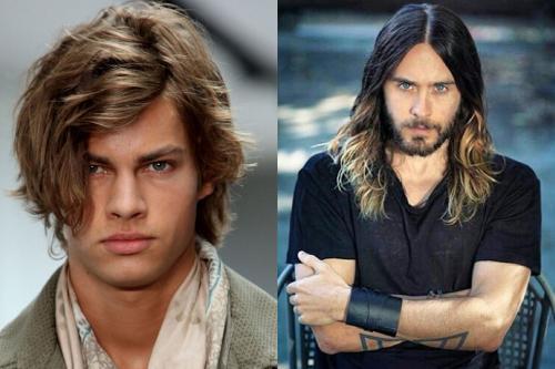 Стрижки с длинными волосами мужские. Определяющие факторы выбора мужской стрижки с длинными волосами