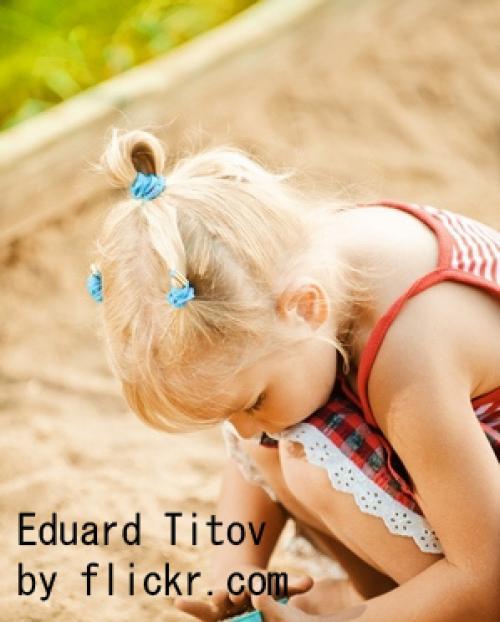 Прически из двух хвостов для девочек. 12 самых простых и быстрых причесок для девочки в садик 21