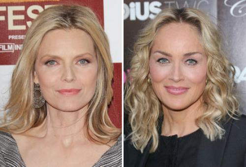 В какой цвет лучше красить седые волосы женщинам посл.  Окрашивание волос после 50 лет: какой цвет выбрать?