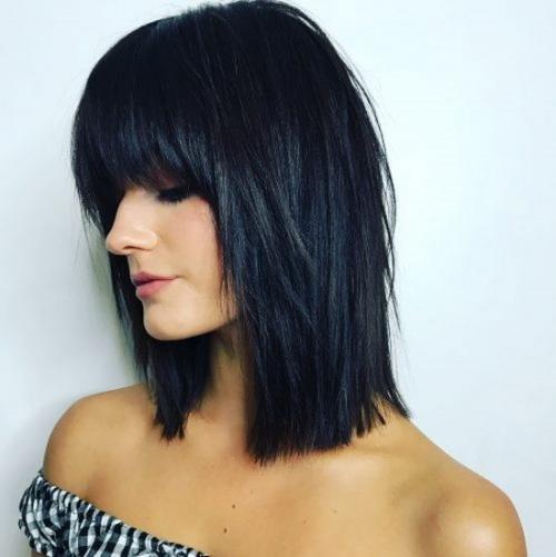 Модные красивые прически на средние волосы. Женские стрижки на средние волосы, которые будут всегда нравиться женщинам