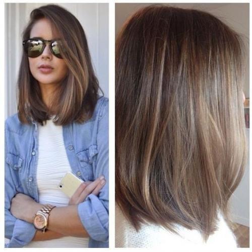 Волнистый волос стрижка боб