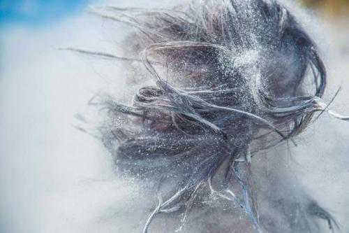 От чего седеют волосы в раннем возрасте. 7 причин: почему седеют волосы в раннем возрасте?