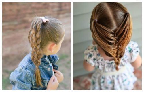 Прически на короткие волосы для подростков в школу. Прически в школу для девочек