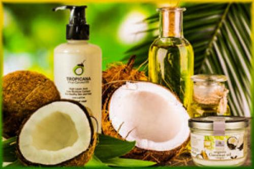 Кокосовое масло для волос польза. Состав и особенности кокосового масла