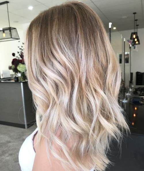 Прическа на жидкие длинные волосы. Прически на редкие средние волосы