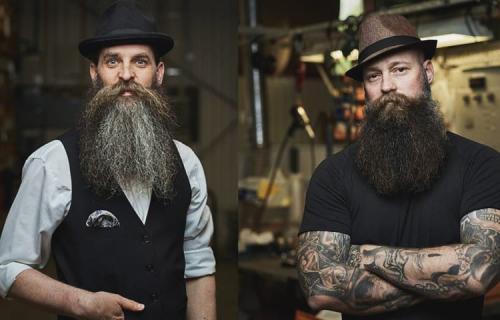 Как изменить цвет бороды без краски. Покраска бороды: что за процедура и кому она полезна