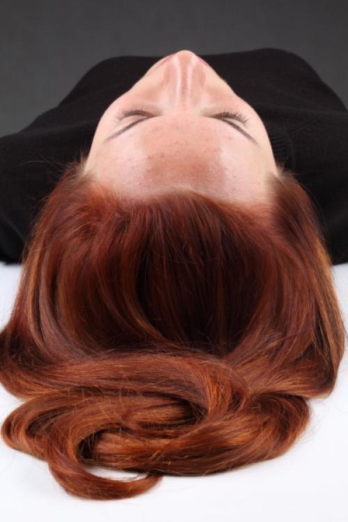 Выровнять цвет волос в домашних условиях. Как выровнять цвет волос