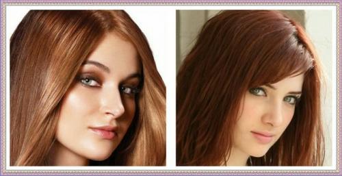 Цвет волос для серых глаз и русых волос. Основные правила по выбору цвета волос для серых глаз