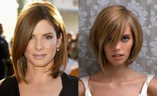 Как правильно подобрать себе стрижку и цвет волос. Форма лица и прическа